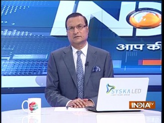 Rajat Sharma Aaj Ki Baat 4th May 2018